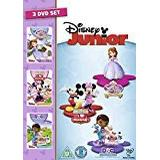 Disney collection dvd film Disney Junior Collection [DVD] [2012]